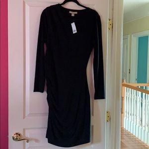 Banana Republic Little Black Dress NWT